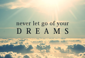 dreams never let go